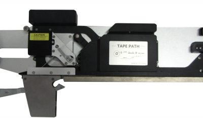 NEW – SMT Label feeders from Spectrum SMT