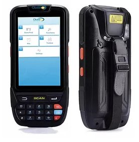 smt smart storage barcode scanner